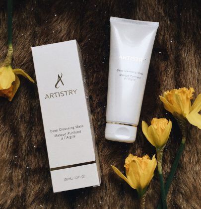 Review: Artistry Deep Cleansing Mask.